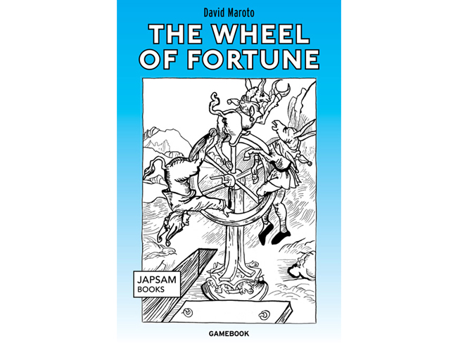 The Wheel Of Fortune Is Title A New Gamebook Published By Jap Sam Books You Can Acquire Copy In This Link Its Creative Process Has Been