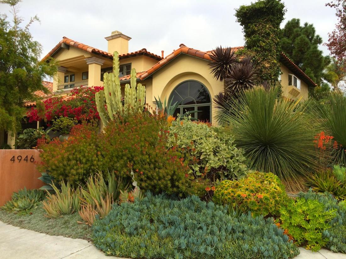 Carmel Valley Succulent Garden Amelia B Lima Associates